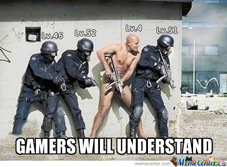 Gamers Will Understand