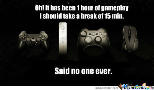 Gamers.