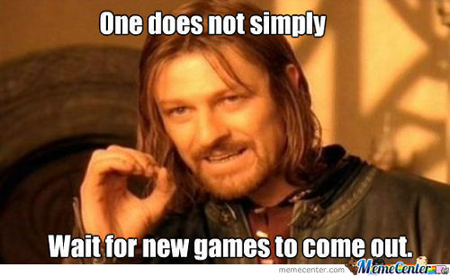 Games To Come Out This Year