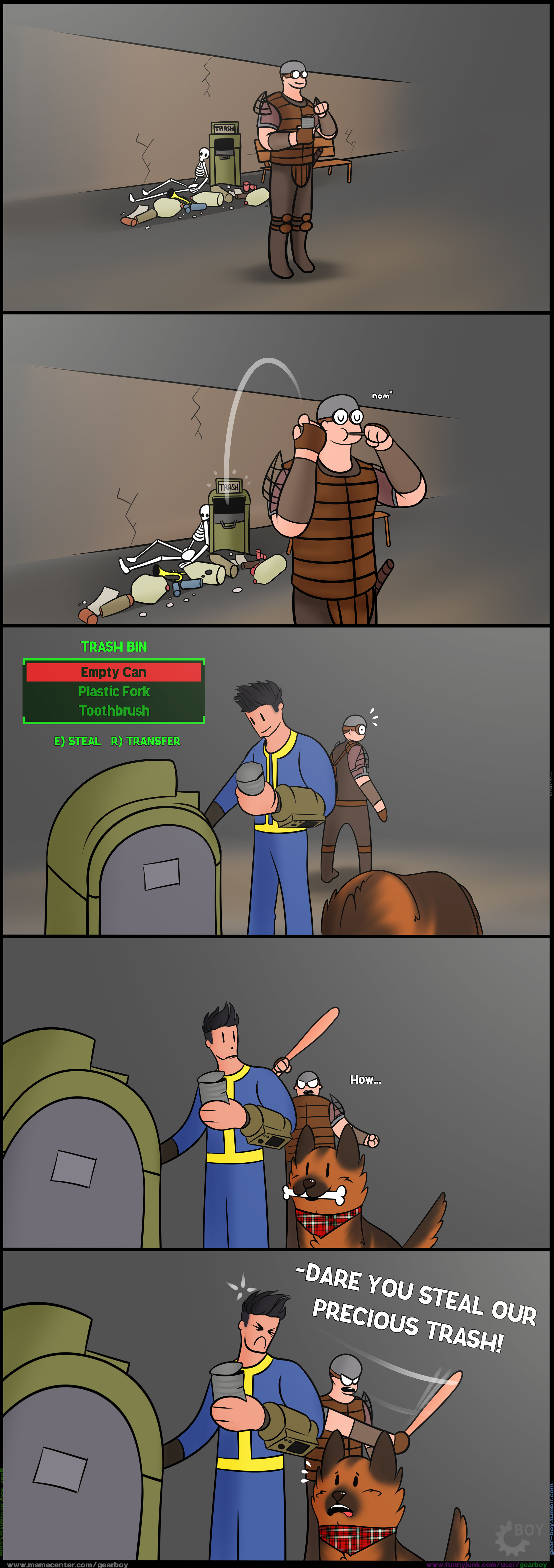 Gaming Moments: Fallout 4
