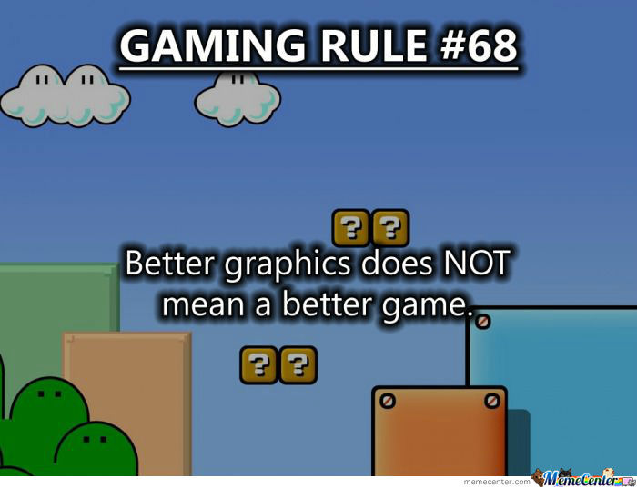 Gaming Rule 68