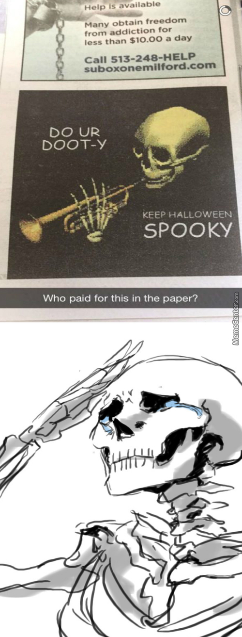 Gawd Bless Spooky