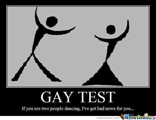Pc gay test