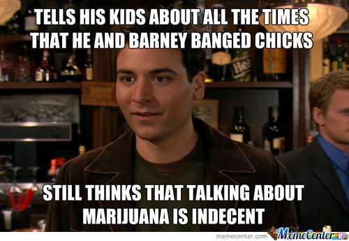 Genius Ted Mosby
