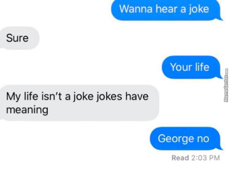 George From The Mental Health Clinic