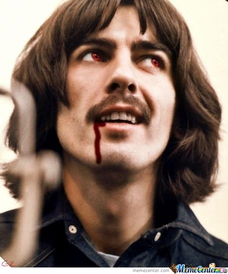 George Harrison By Massingill