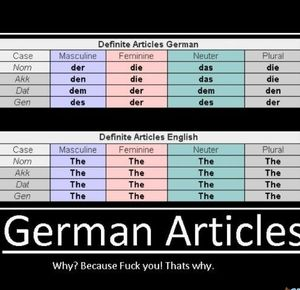 German Articles by sirgengar - Meme Center