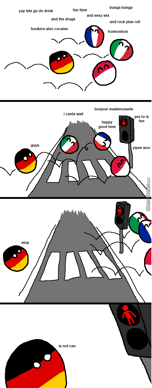 German Child Nightmares