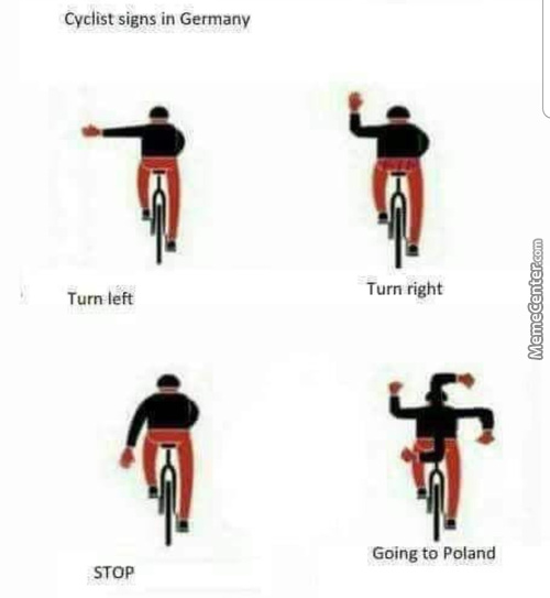 German Cyclists