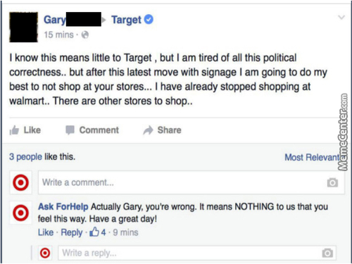 Get Destroyed, Gary