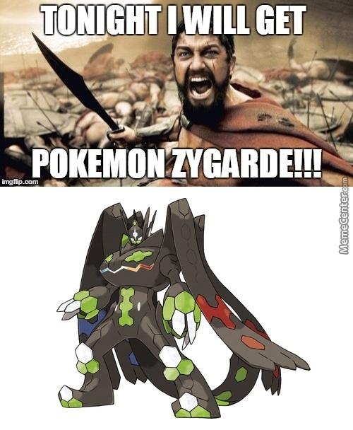 get from zygarde 100 percent form by teamlpsandacnl meme center