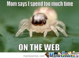 Get Off The Web, Son!!!!!!