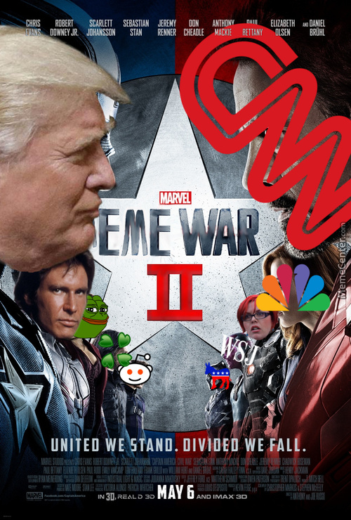 Get Ready For Another Great Meme War