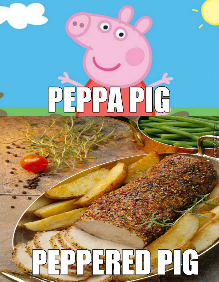 Peppa Pig Memes Best Collection Of Funny Peppa Pig Pictures