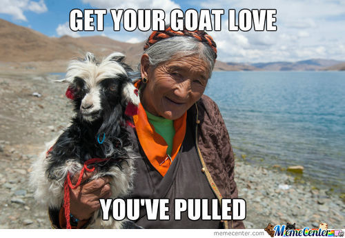 Get Your Goat