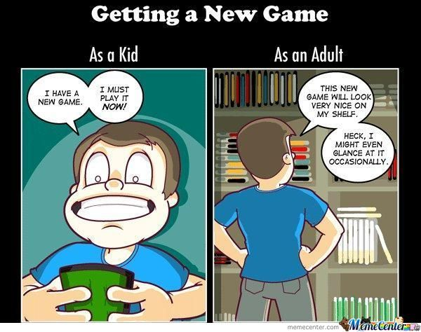 getting a new game_o_688982 getting a new game by alex funyx meme center