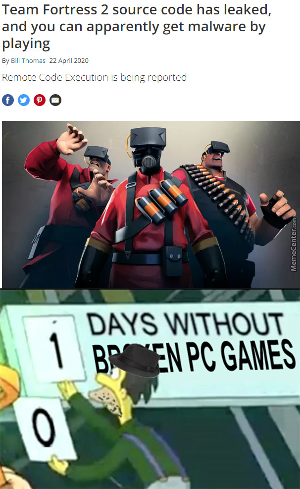 Getting Malware Just By Playing An Old Game ? Damn