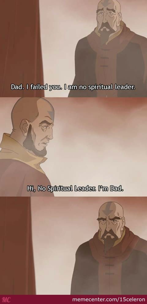 Getting Real Tired Of Your S*&^. Aang.