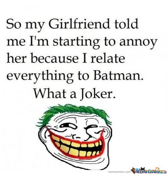 Gf And Batman Knowledge