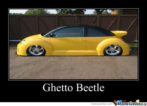 Ghetto Beetle