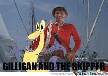Gilligan And The Skipper