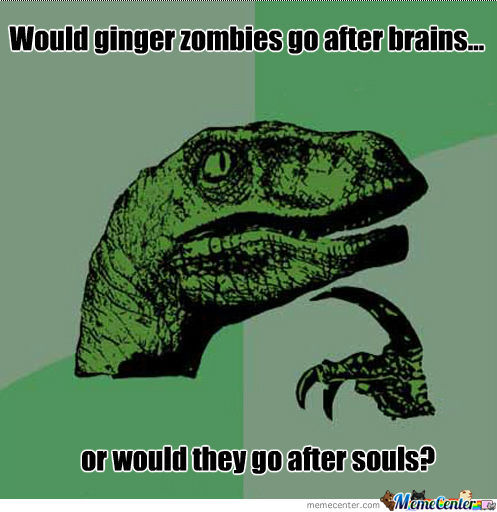 Ginger Zombies