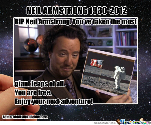 neil armstrong on captions - photo #13