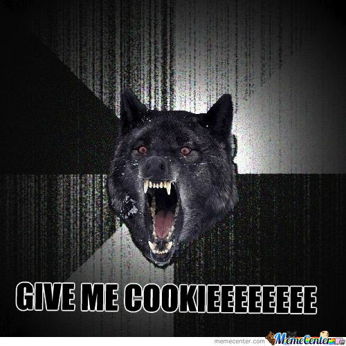 Give Me Cookie >:|
