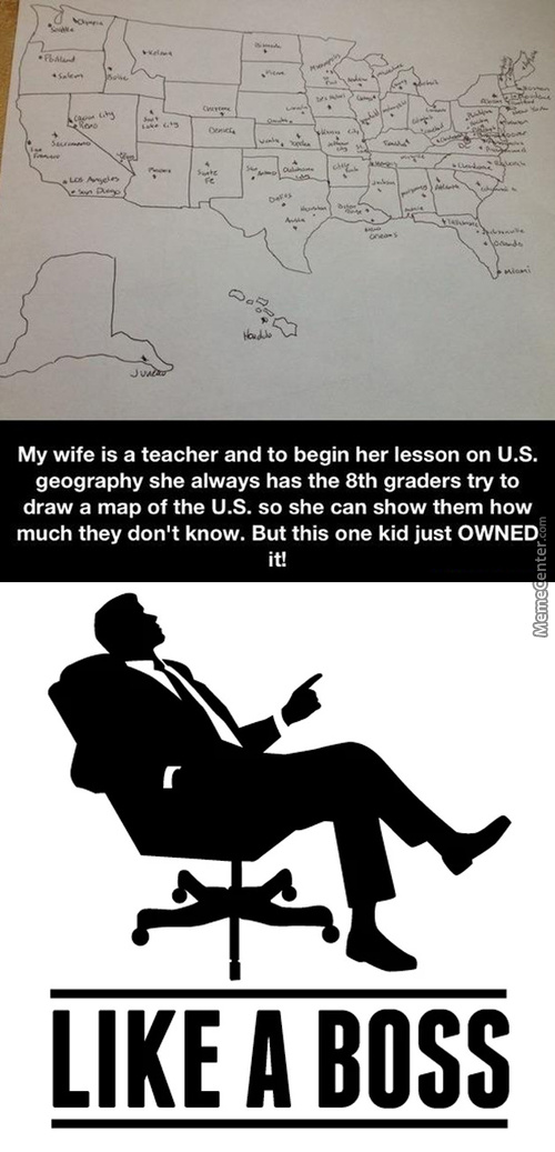 Give This Kid An A+!