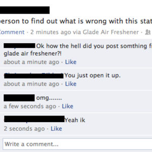 Glade Air Freshener by sirathen690 - Meme Center