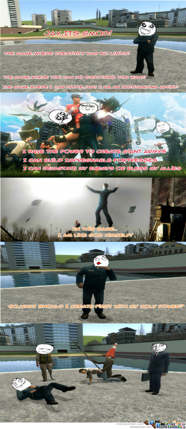 Gmod.what Else?