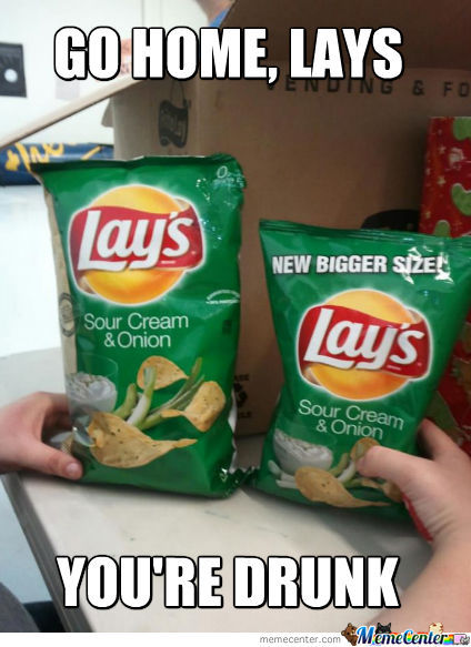 Go Home, Lays...
