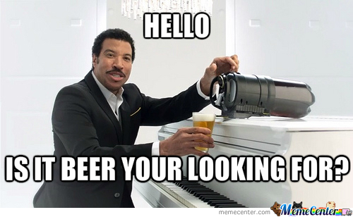 Go Home Lionel, Your Drunk