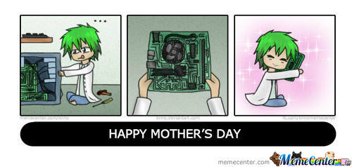 Go Hug Your Motherboard