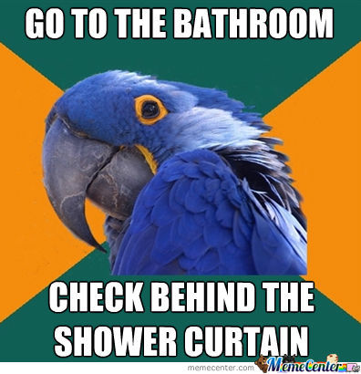 Go To The Bathroom By Vitor1993 Meme Center