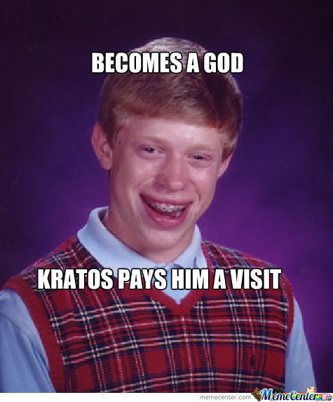 God Of Bad Luck