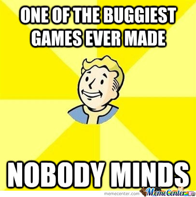 Good Game Fallout