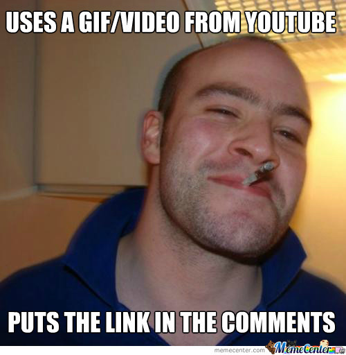 Good Guy Greg - Linking To The Original