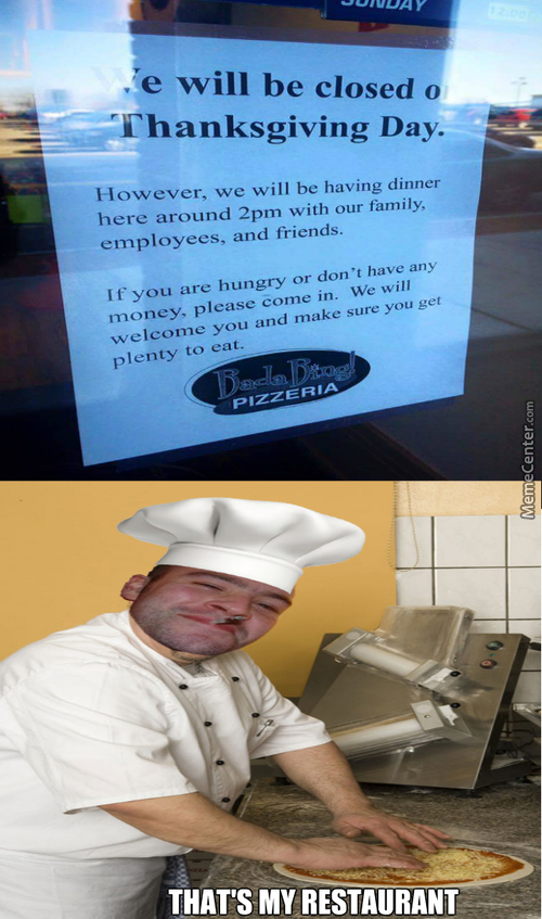 Good Guy Greg's Pizza Restaurant (A Little Late To Make This Post Though)