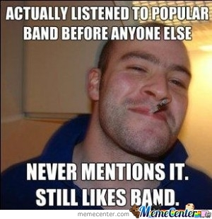 Good Guy Greg Bands