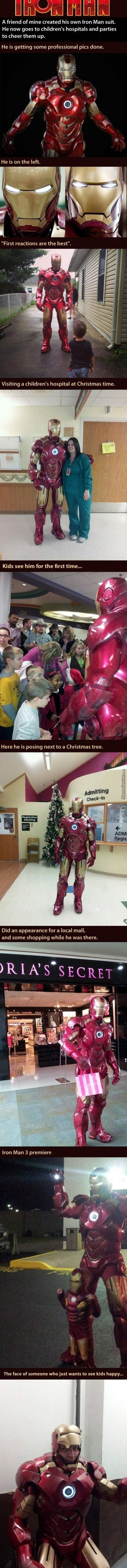 Good Guy Iron Man