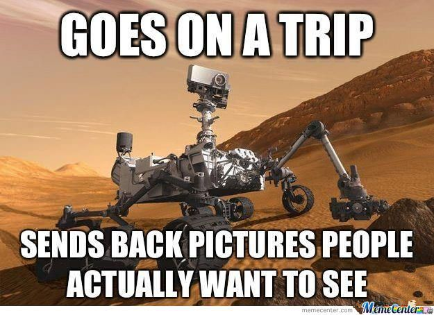 Good Guy Mars Rover