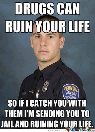Good Guy Police Man