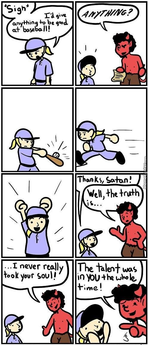 good guy satan_o_2887511 good guy satan by alphabet0101 meme center