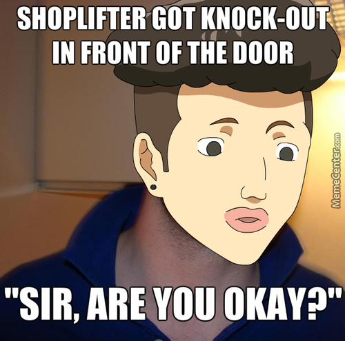Good Guy Shopkeeper