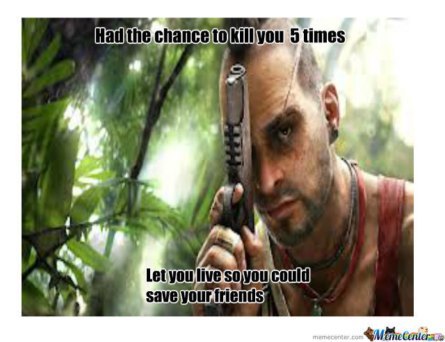 Good Guy Vaas