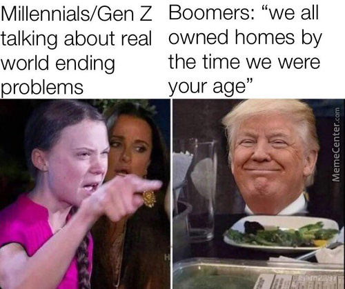 Good Luck With That Boomers