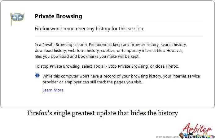 Good Move Firefox