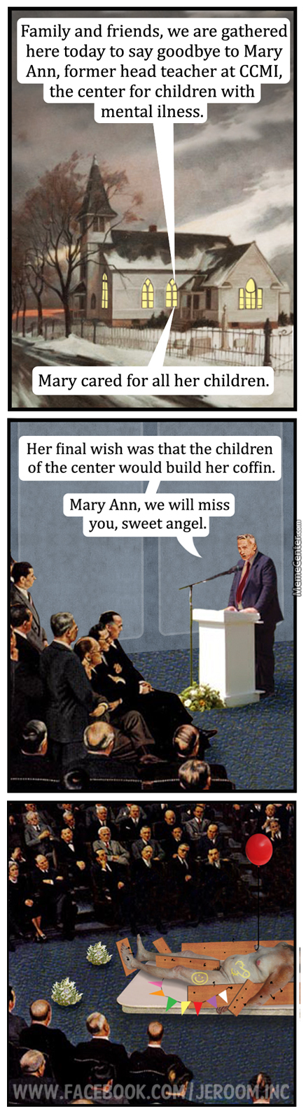 Goodbye, Mary Ann.