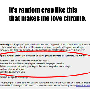 Google Chrome, Just Being Awesome by jman77 - Meme Center